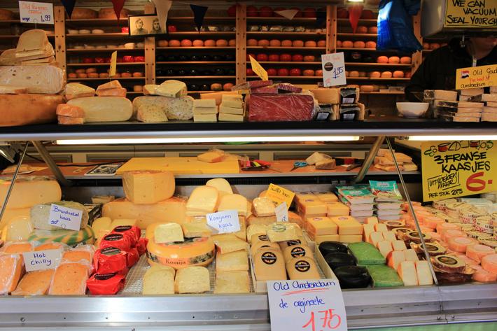 cheese, amsterdam