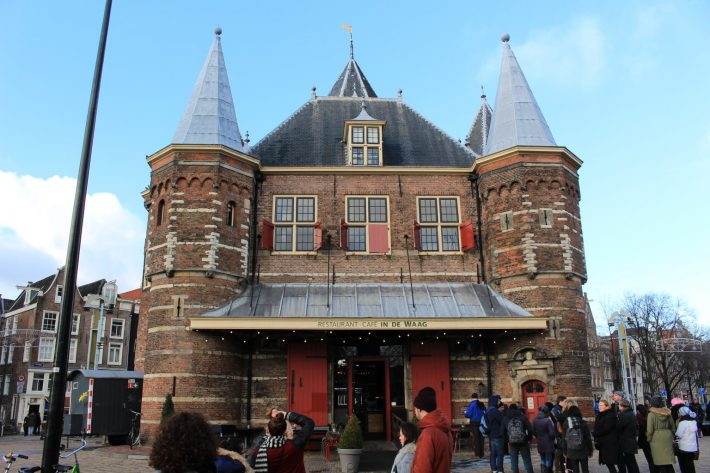 in de waag, amsterdam famous for, Visiting Amsterdam for the First Time