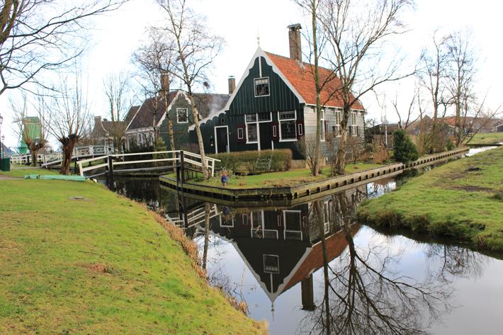 Zaanse Schans, Netherlands – Day Trip from Amsterdam