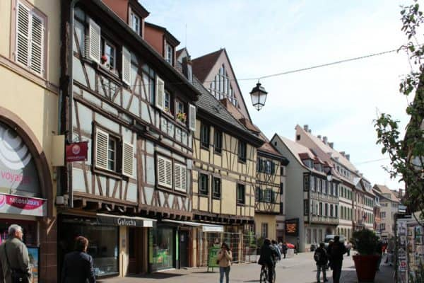 things to do in colmar france exterior decoration traditional half timbre building house