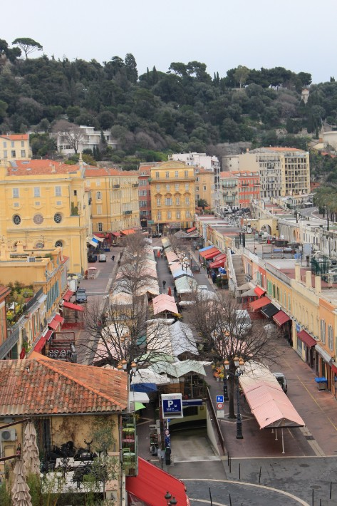 Cours Saleya, things to do in nice france