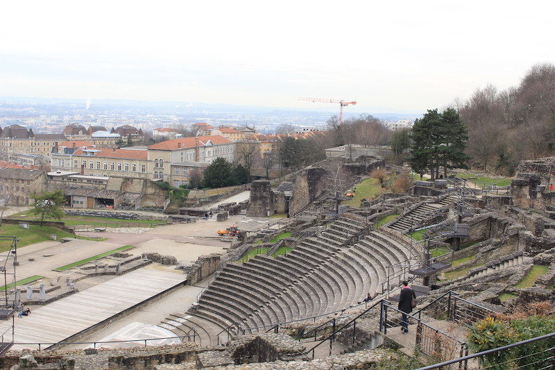 Galo-Roman Theatre, things to do in lyon france, where to stay in lyon