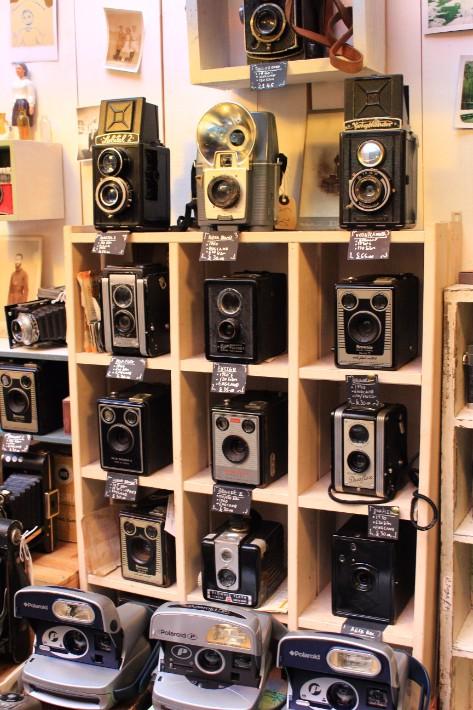 Cameras, London, UK