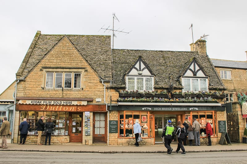 Bourton-On-The-Water shops, Things to do in the Cotswolds, UK England-15