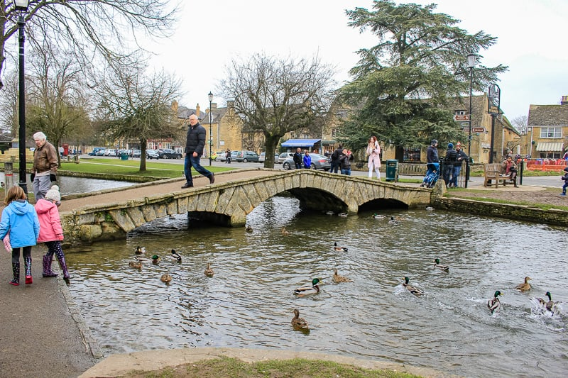 Bourton-On-The-Water, Things to do in the Cotswolds, UK England-17