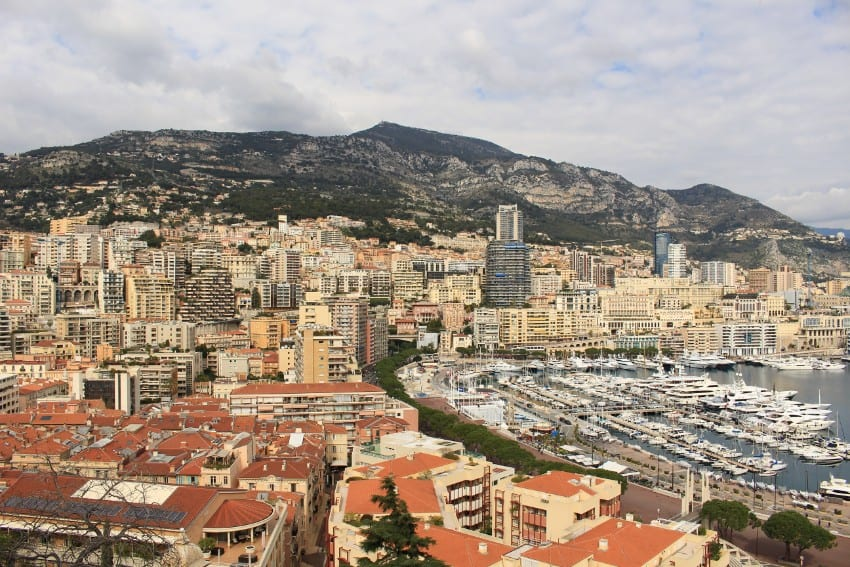 monaco viewpoint, what to do in monaco, france