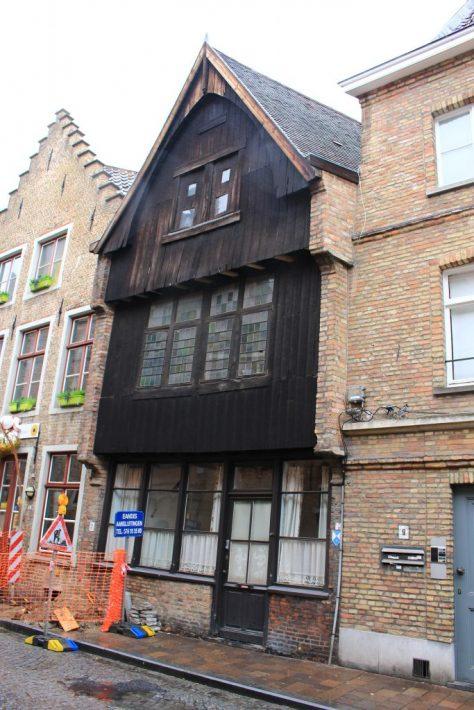Bruges Belgium authentic wooden facades, bruges walking tour, brugge city tour