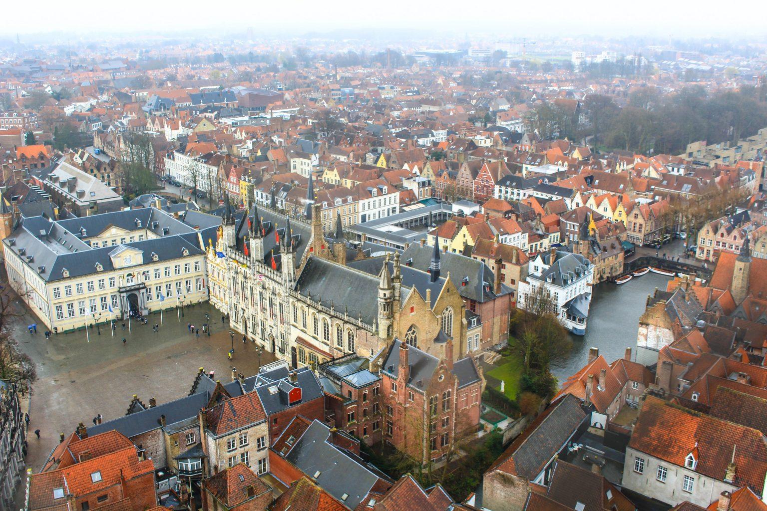 Bruges Belgium burg square, bruges walking tour, brugge city tour