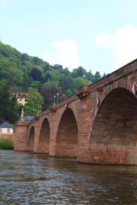 things to do in Heidelberg Germany Karl Theodor bridge