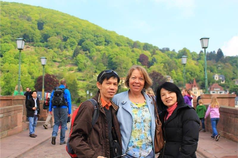 things to do in Heidelberg Germany brigette