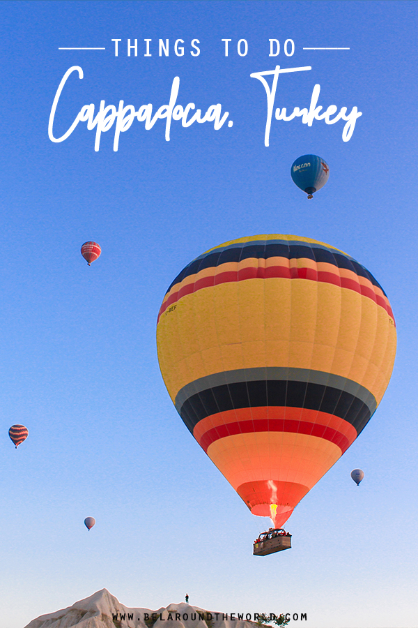 Beyond hot air balloons, these things to do in Cappadocia will enrich your journey.