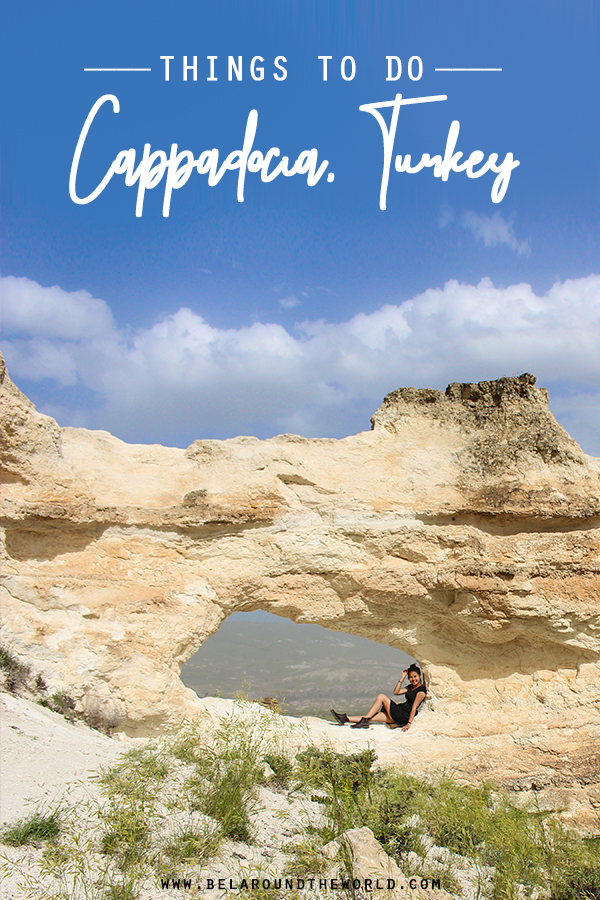 Uncover the best attractions and tours to take in Cappadocia, Turkey in this travel guide!