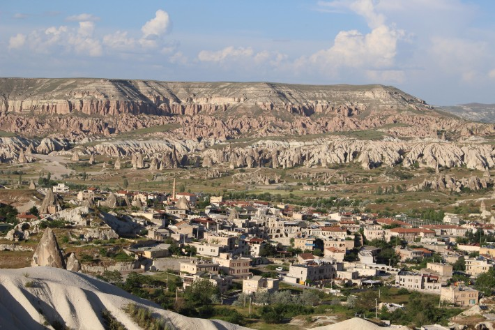 viewpoint, what to do in Cappadocia, Turkey