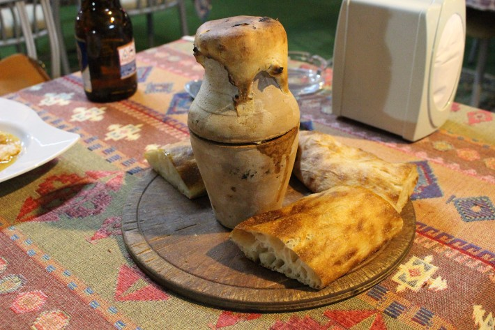 what to eat in Cappadocia, Turkey