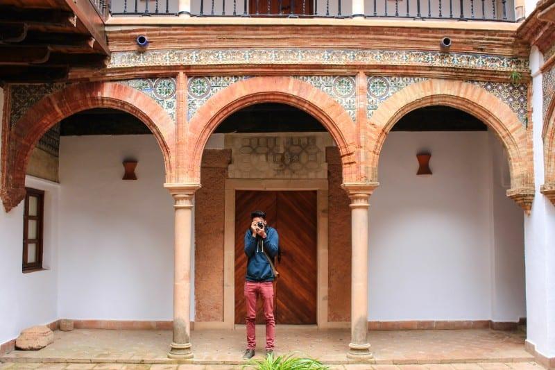 Ronda Spain Mondragon Palace explore