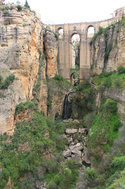 Puente Nuevo, things to do in ronda spain, andalusia points of interest
