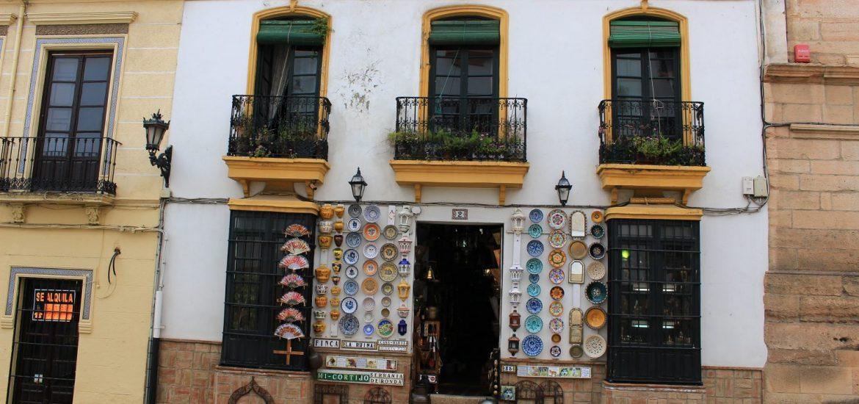 Ronda Spain streets
