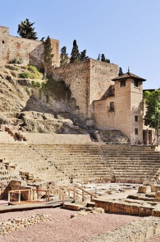 roman theatre malaga, things to do in malaga, what to do in malaga