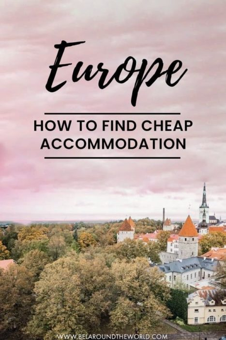 Cheapest Way To Travel Around Europe - 50+ Europe Travel Tips To Make The Most Of Your Europe Trip!