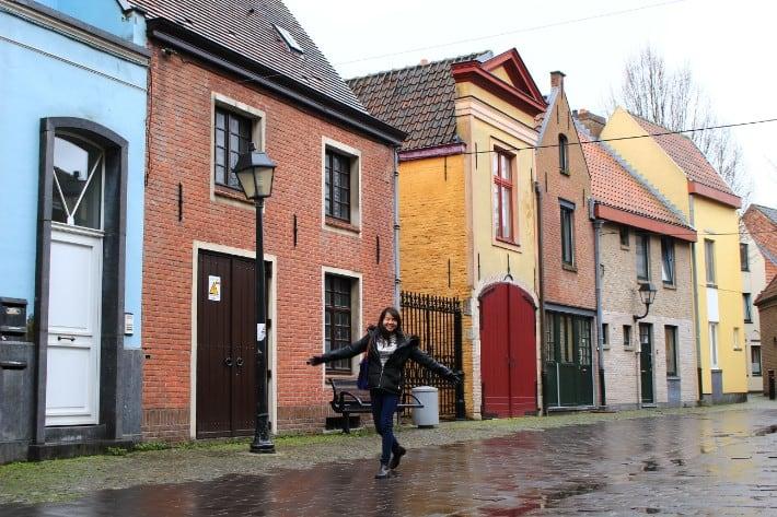 Patershol neighbourhood, Best Things To Do in Ghent, Belgium
