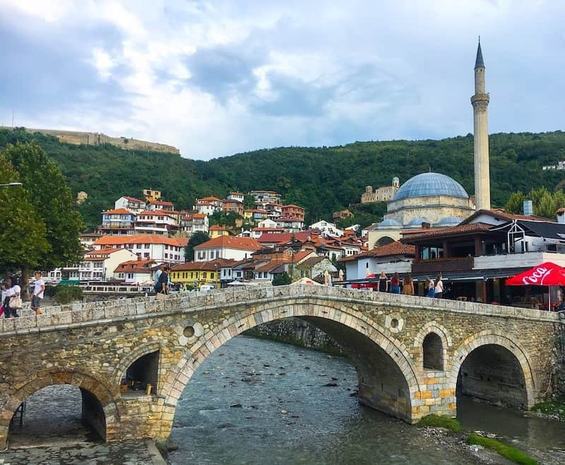Prizren, Kosovo, Cheapest Way to Travel Around Europe, Cheapest Places to Visit in Europe