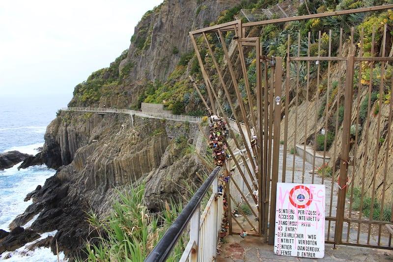 Romantic Road closed, cinque terre map, cinque terre weather