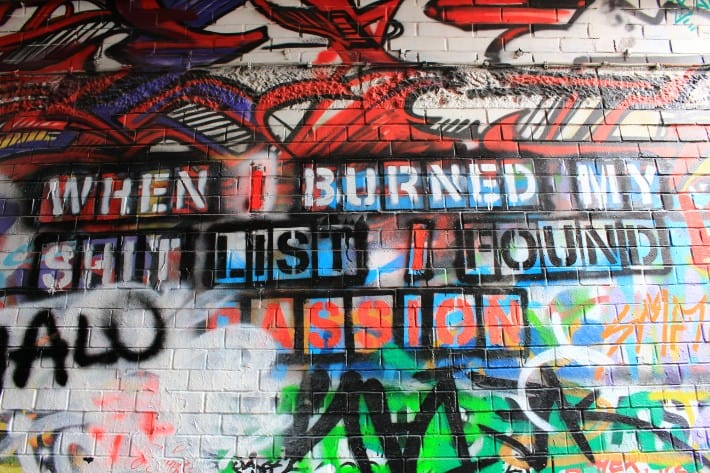 Werregarenstraat graffiti, Best Things To Do in Ghent, Belgium