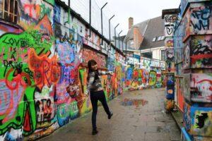 Werregarenstraat street art, Best Things To Do in Ghent, Belgium