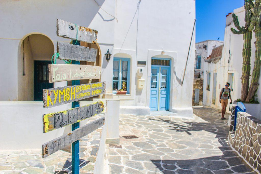 Guide to Island of Milos, Greece
