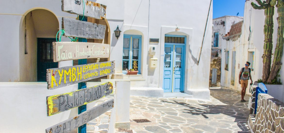 Guide to Island of Milos, Greece