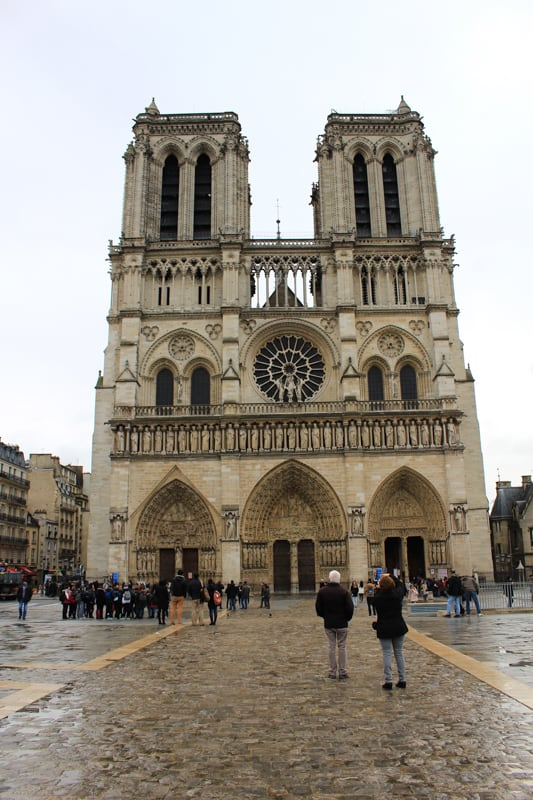 Cathédrale Notre Dame, paris arrondissements map, best places to visit in paris