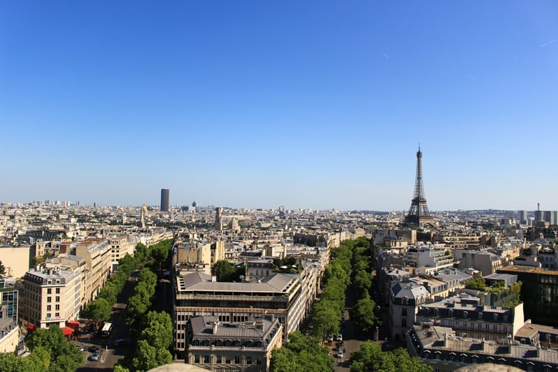 6 Best Places to Capture the Eiffel Tower, Unblocked!