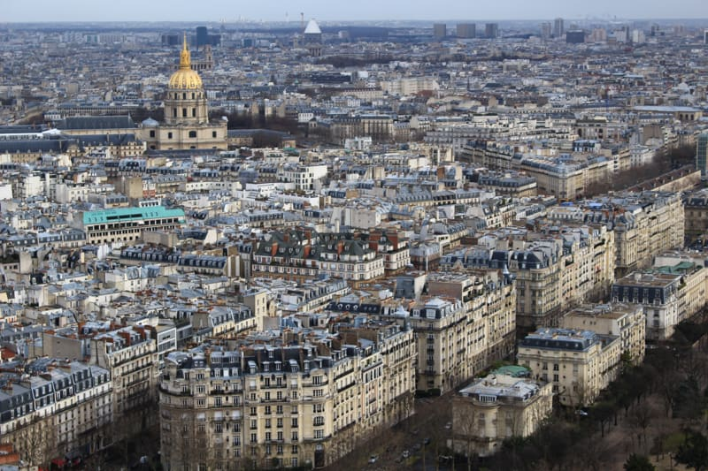Les Invalides, paris arrondissements map, best places to visit in paris