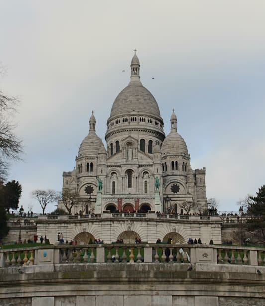 Sacré Cœur Basilica, paris arrondissements map, best places to visit in paris, paris arrondissements map, best places to visit in paris