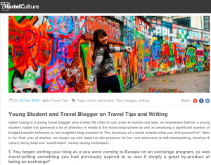 Hostel Culture Bel Around The World