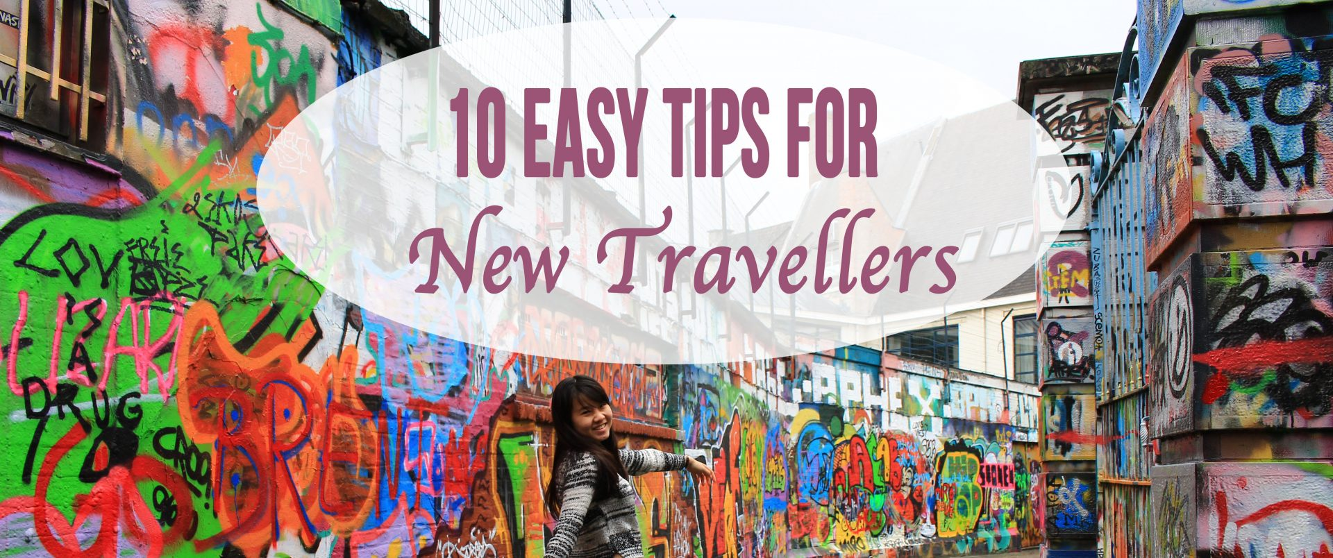 10 easy tips for new travellers