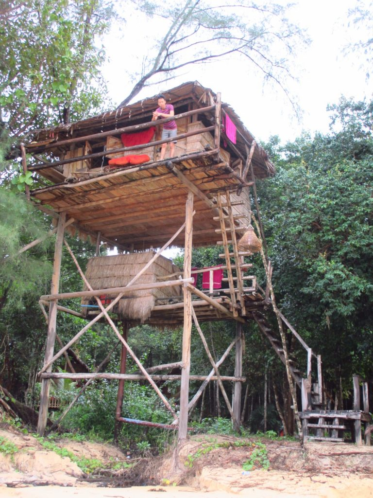 Koh Rong Treehouse Bungalow