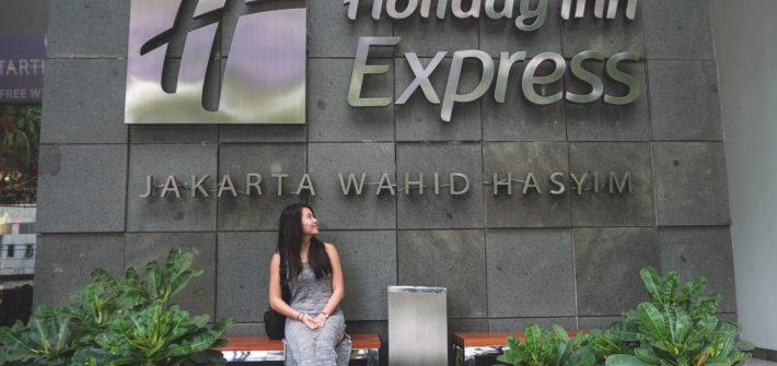 Holiday Inn Express Jakarta Wahid Hasyim Hotel Review
