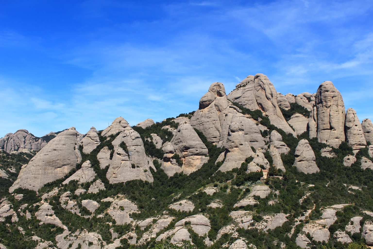 Montserrat, Spain Barcelona how to get there