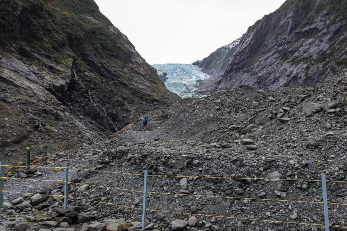See New Zealand's Glacier For Free!