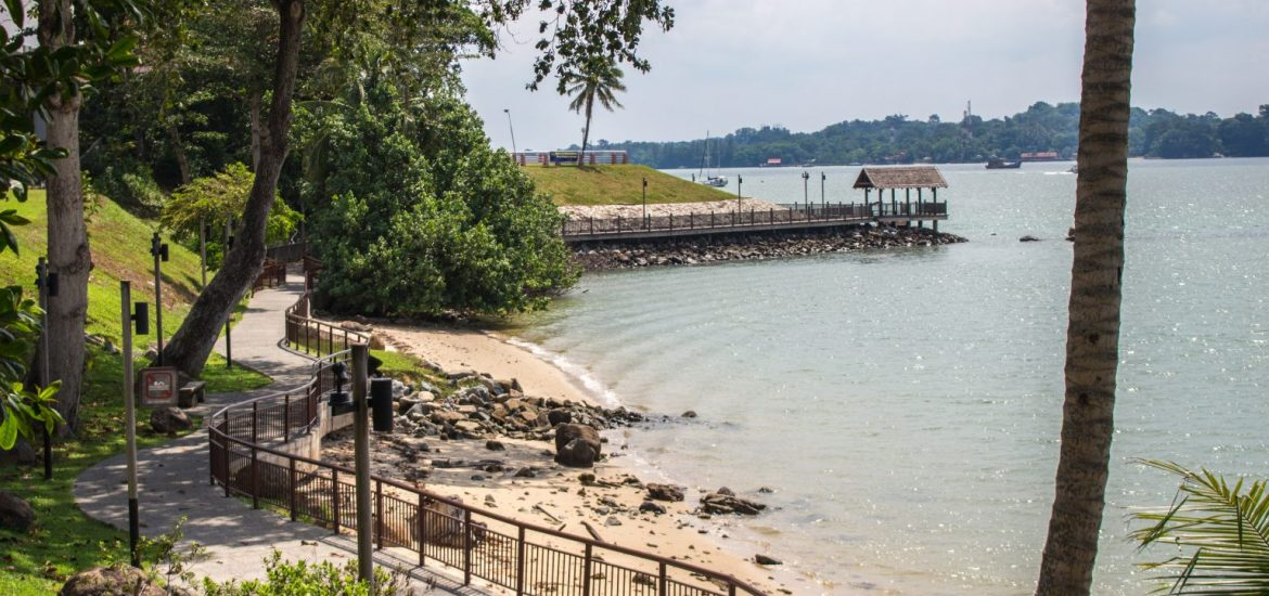 Changi Boardwalk|Singapore's Changi Village