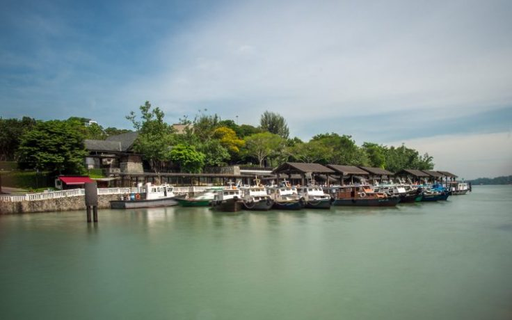 Exploring Singapore's Changi Village