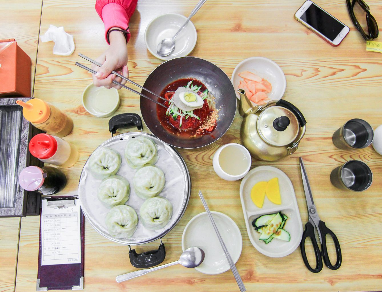 Choryang Milmyeon, Busan, Korea| What to to Do, See and Eat in Busan