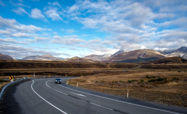 Driving In New Zealand The First Time?