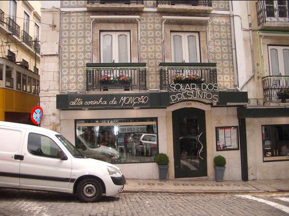 Solar dos Presuntos | Where to Eat in Lisbon