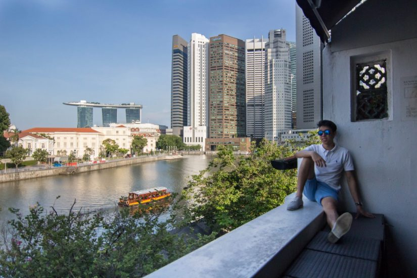Hostel Review: 5footway.inn Project Boat Quay (Discount Code Included!)