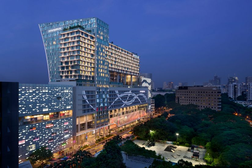 Star Hotels On Orchard Road Singapore