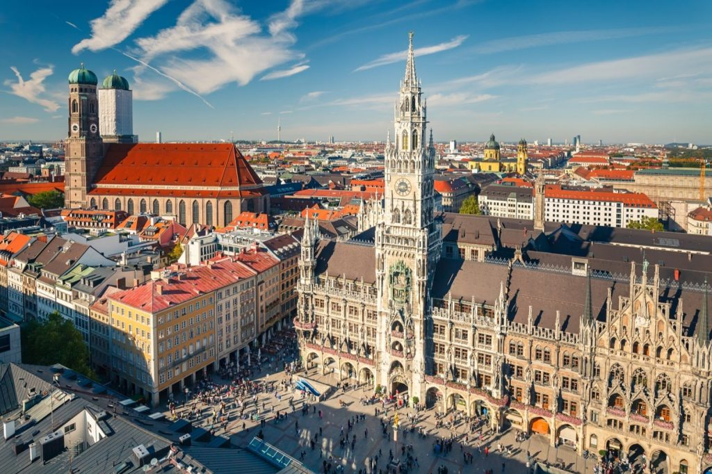 Munich; 12 Cities to Celebrate This Christmas