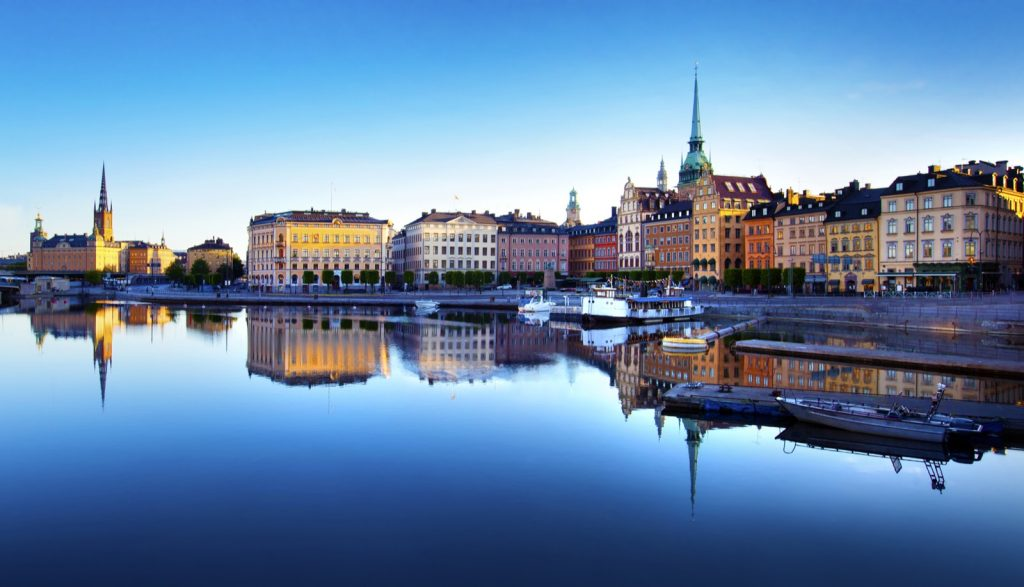 Stockholm; 12 Cities to Celebrate This Christmas