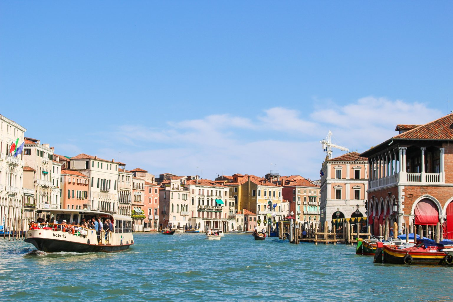 Venice; 12 Cities to Celebrate This Christmas